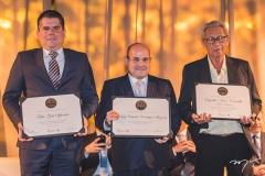 Fabio Zech, Roberto Claudio e Espetido Seleiro