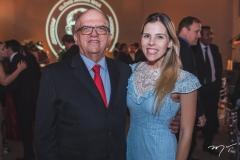 Fernando Ximenes e Sofia Rocha