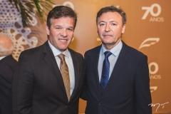 Ferruccio Feitosa e Maurício Filizola