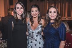 Luciana Lobo, Márcia Travessoni e Patrícia Macedo
