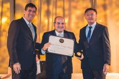 Luiz Gastão Bittencourt, Roberto Cláudio e Maurício Filizola