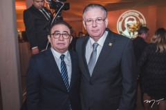 Manoel Linhares e Ricardo Cavalcante