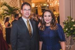 Marcelo Pinheiro e Patrícia Macedo