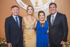 Maurício Filizola, Elaine Lavour, Regina Pinho e Luiz Gastão Bittencourt