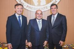 Maurício Filizola, Roberto Cláudio e Luiz Gastão Bittencourt