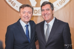 Maurício Filizola e Luiz Gastão Bittencourt