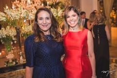 Patrícia Macedo e Carol Bezerra