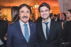 Raimundo Gomes de Matos e Pedro Matos