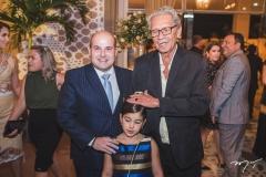 Roberto Cláudio, Roberta Bezerra e Espedito Seleiro