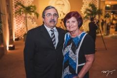 Roberto Sérgio e Graça Ferreira