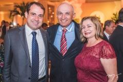 Salmito Filho, Licínio e Helena Correia