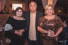 Socorro Medeiros, Epitácio Vasconcelos e Priscila Cavalcante