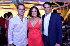 Airton Façanha, Ana Cristina Mendes e Wilson Loureiro