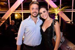 Alexandre Moraes e Sarah Moreno