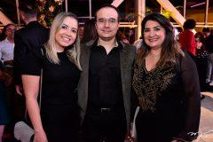 Elenia Carvalho, Levi Almeida e Marlúcia Estevão