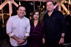 Fernando Férrer, Martinha e George Assunção