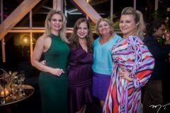 Germana Cavalcante, Martinha Assunção, Vera Costa e Silvana Guimarães