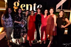 Lançamento da Revista Gente por Márcia Travessoni