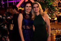 Lorena Pouchain e Germana Cavalcante