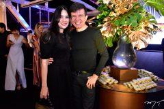 Luciana Menezes e Waldonys
