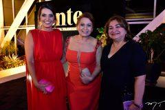 Márcia Travessoni, Etel Rios e Maria Vital