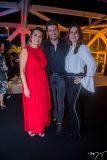 Márcia Travessoni, Paulo e Camila Benevides