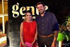 Márcia Travessoni e Rafael Rodrigues