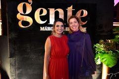 Márcia Travessoni e Ticiana Rolim Queiroz