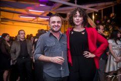 Ramiro Mendes e Stéphanie Sousa