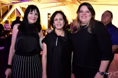 Rosalinda Pinheiro, Neuma Figueiredo e Morgana Staus