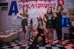 Elaine Farias, Natasha Farias, Jamile Alcântara e Joelma Alves