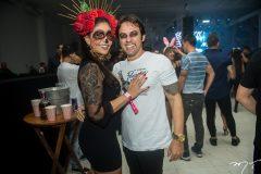 Luana Gomes e Rodrigo Magalhães