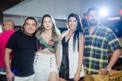 Everton Oliveira, Karina Queiroz, Wanusa Abreu e Jeislone Ribas (2)