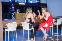 Lara Campos e Cintia Martins