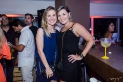 Larissa Barro de OLiveira e Mel Mazagão