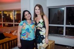Luana Prado e Daniele Pinheiro