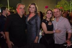 Chagas E Raquel Magalhães, Daniele Braga E Rubens Salim