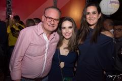 Chiquinho, Lucinha E Mariana Feitosa