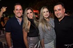 Leonardo Mota, Juliana Cavalcante, Rafaela Mota E Raphael Pessoa