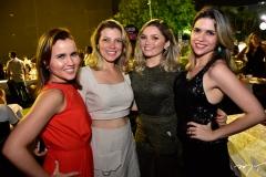 Mariana Parente, Vanessa Farias, Aline Moreira E Jaqueline Saboia