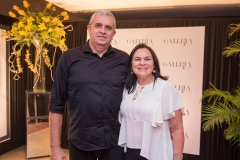 Claudio Alencar e Ana Claudia Alencar