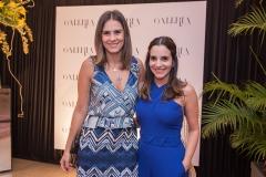 Debora Bandeira e Ticiana Machado