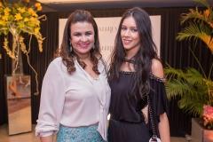 Georgia Duarte e Leticia Duarte