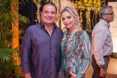 João Jorge Vieira e Tania Vieira