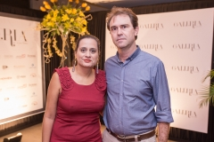 Mariana e Alexandre Landin