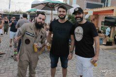 Claudio Macedo, Rodrigo Pinto e Barreto Silva