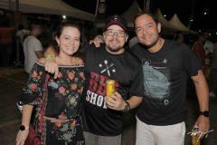 Isabela Martins, Pedro Martins e Gustavo Aguiar