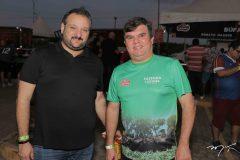 Patriolino Dias e Marcelo Prado