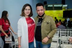 Joana Ramalho e Roberto Alves