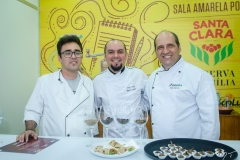 Paulo Henrique Machado, Rafael Gurgel e Fábio de Luca